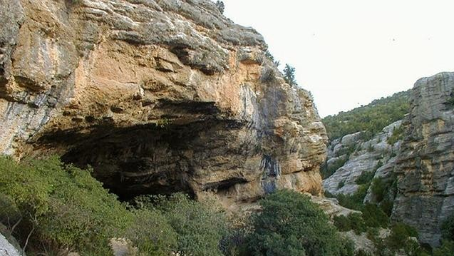 Cueva de Chaves