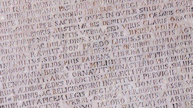 texto roma